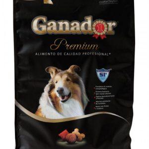 Thức ăn hạt khô Ganador Premium